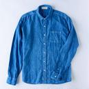 Y-Shirt / Indigo Blue