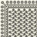 Bandana / Owl Print / bbb1001h