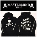 Anti Social Social Club× MasterMind