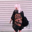 No Perfect Italy/Love Pizza Social Club Tee  CAMO