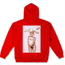 Kylie jenner/official Hoodie RED