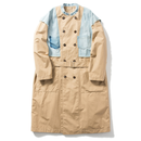 Name. : WEATHER CLOTH TRENCH COAT