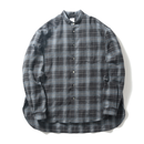 Name. - FURTHER LIMITED ITEM -  : PLAID OVERSIZED SHIRT