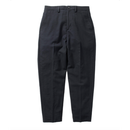 Name. : PIN STRIPE WOOL TAPERED TROUSERS