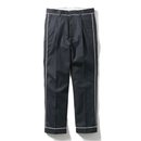 Name. : CROPPED PIPING TROUSERS