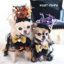 Halloween Heart crown