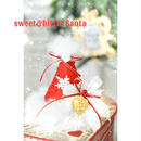 sweet&bitter santa RED 4点セット