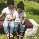 7/19入荷予約Original・familyロゴTシャツ1・ベビー・キッズ
