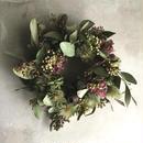 Dried Mixed Wreath(ドライフラワーのミックスリース)