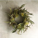 Dried Flower 3Mix Wreath (ドライフラワーの3ミックスリース)