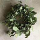 Autumn Hydrangea  Wreath (秋色紫陽花のリース)