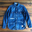 DUNGAREE SHIRT HARD / BS-S2-SH04