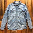 CHAMBRAY SHIRT C/O / BS-SH03