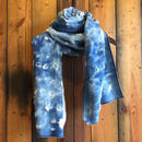 KNIT DENIM STOLE 【CRASH】