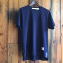 ROUND T-SHIRT【NAVY】/ BS-CS02