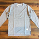LONG SLEEVE POCKET T-SHIRT 【GRAY】/ BS-LCS3