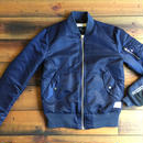 MA-1 JACKET - BS-S2-JK02 【NAVY】