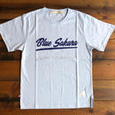 "BASIC T-SHIRT  ""BASEBALL-18""【BLUE】/ BS-S3-CS1-05-BL"