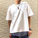 BIG  T-SHIRT【WHITE】/ BS-BCS1