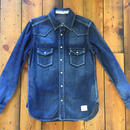 DENIM SHIRT USED【IND】/ BS17AW-SH08