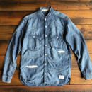 CHAMBRAY SHIRT HARD / BS-S2-SH03