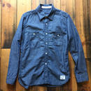 CHAMBRAY SHIRT OW / BS-SH01