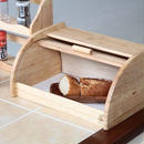 木製ブレッドケース