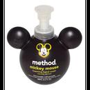 method ミッキーマウス 泡立ちハンドウォッシュ