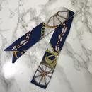 バッグスカーフ トゥイリー イングランド ブルー