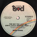 MARC EVENS:THE WAY'S YOU LOVE ME