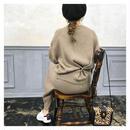 moca knit set