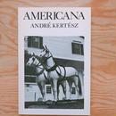 ANDRE KERTESZ   AMERICANA