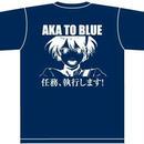 HEAVY METAL RAIDEN×『アカとブルー』/コラボTシャツ