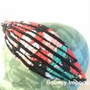 Namrata Joshipura Head Band ヘアアクセサリー   Flower & black lines