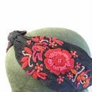Namrata Joshipura Head Band ヘアアクセサリー  denim flower