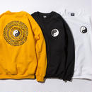 BxH Yin and Yang Crew-neck Sw