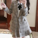 check jacket set-up(No.300554)