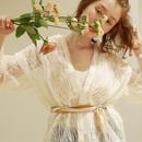 blouse en dentelle