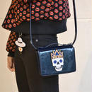 YAZUBKEY / SKULL MINI BAG