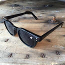 "[ THE ROCKEZ ] ""EYEWEAR"" -GLOSS BLACK×GRAY- (¥3,800-+tax)"