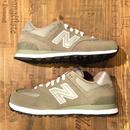 "[NewBalance]  ""W574GS"" LADY'S -gray- (¥9,300-+tax)"