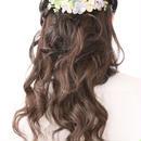 エクリュカラーの紫陽花とベリーで彩るヘッドドレス~Garden party of the hydrangea~