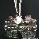 アンティークガラス食器