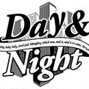 Day&Night Tシャツ【新作】