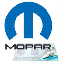 "5"" Mopar® Decal"