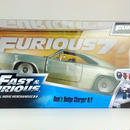 【Jada FURIOUS7 FAST&FURIOUS】 Dom's Dodge Charger R/T
