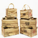 """BOOK KIOSK STACKING BAG""  M"