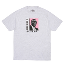 BUTTER GOODS   RAY TEE       ASH GREY