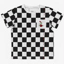 PROFOUND AESTHETIC  CHECKERED TEE