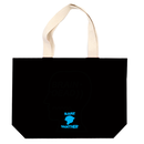 RARE PANTHER LOGO TOTE BAG      BLACK